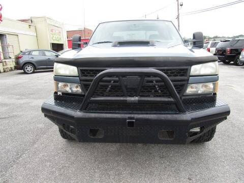2006 Chevrolet Silverado 2500HD for sale at Downtown Motors in Milton FL