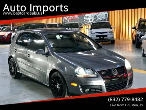 2007 Volkswagen GTI for sale at Auto Imports in Houston TX