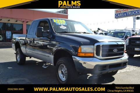 2000 Ford F-250 Super Duty for sale at Palms Auto Sales in Citrus Heights CA