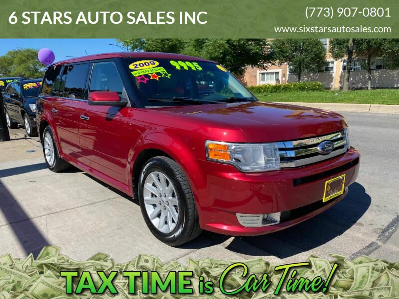 2009 Ford Flex for sale at 6 STARS AUTO SALES INC in Chicago IL