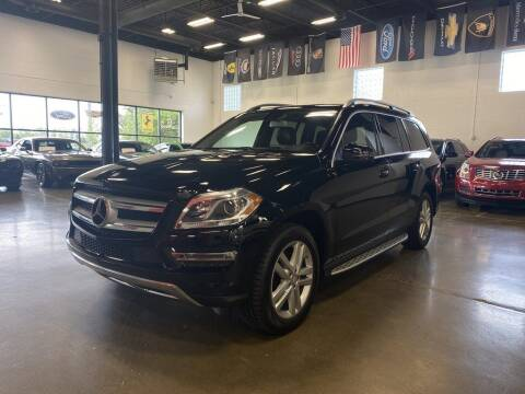 2016 Mercedes-Benz GL-Class for sale at CarNova in Sterling Heights MI