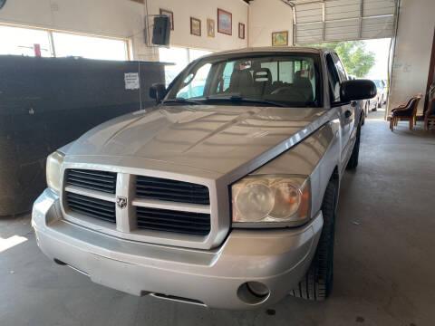 2006 Dodge Dakota for sale at PYRAMID MOTORS - Pueblo Lot in Pueblo CO