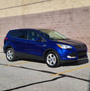 2015 Ford Escape for sale at NeoClassics in Willoughby OH