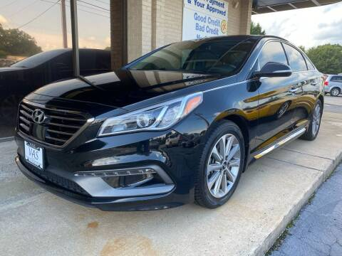 2016 Hyundai Sonata for sale at Viewmont Auto Sales in Hickory NC
