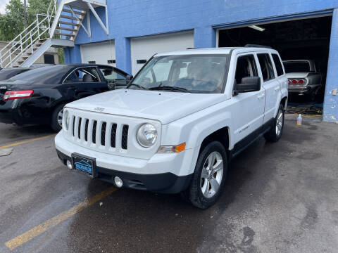 2012 Jeep Patriot for sale at Ideal Cars in Hamilton OH