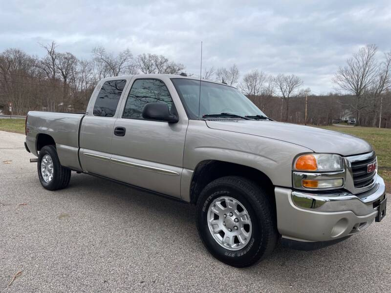 2005 GMC Sierra 1500 for sale at 100% Auto Wholesalers in Attleboro MA