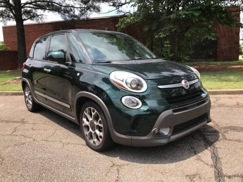 2014 FIAT 500L for sale at AutoMax of Memphis - V Brothers in Memphis TN