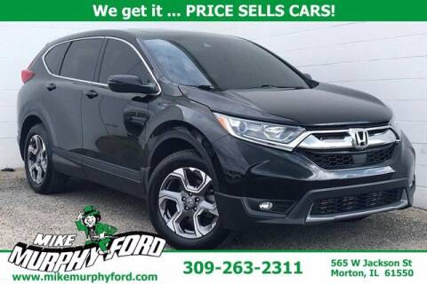 2018 Honda CR-V for sale at Mike Murphy Ford in Morton IL