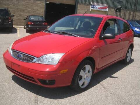 2006 Ford Focus for sale at ELITE AUTOMOTIVE in Euclid OH