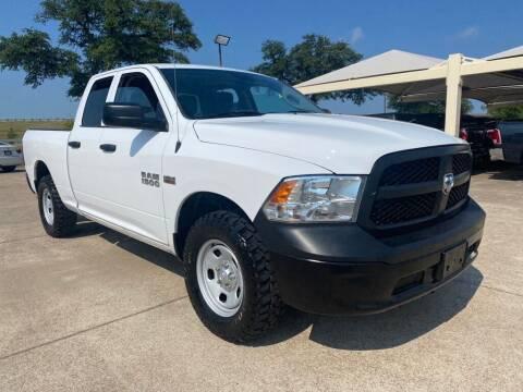 2014 RAM Ram Pickup 1500 for sale at Thornhill Motor Company in Hudson Oaks, TX