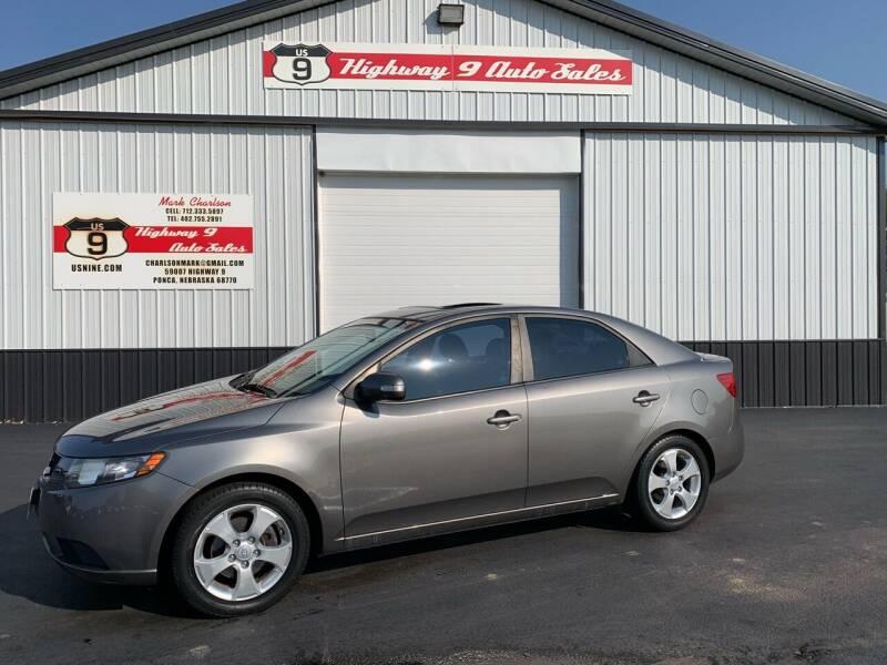 2010 Kia Forte for sale at Highway 9 Auto Sales - Visit us at usnine.com in Ponca NE