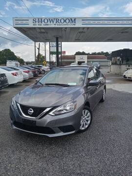 2017 Nissan Sentra for sale at Showroom Auto Sales of Charleston in Charleston SC