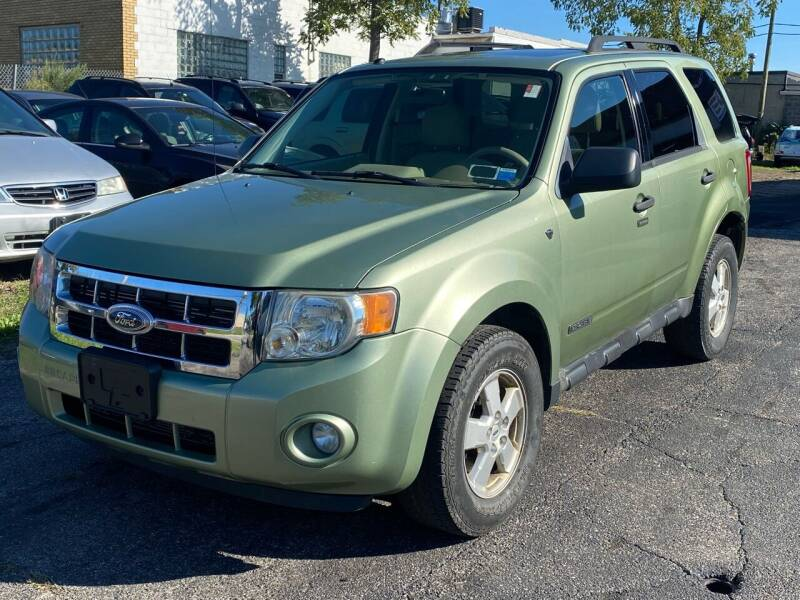 2008 Ford Escape for sale in Warrensville Heights, OH