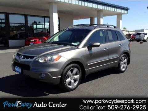 2008 Acura RDX for sale at PARKWAY AUTO CENTER AND RV in Deer Park WA