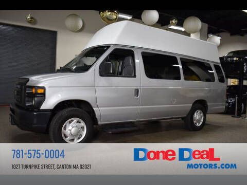 2013 Ford E-Series Cargo for sale at DONE DEAL MOTORS in Canton MA