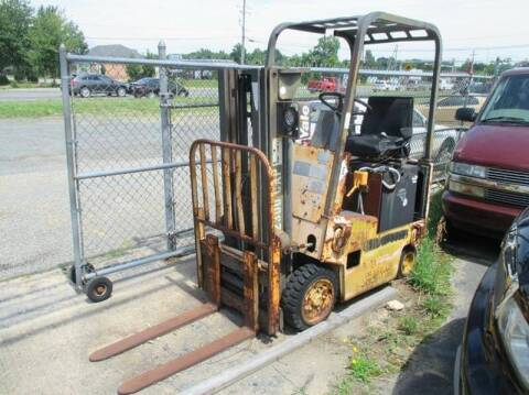 1987 Yale Forklift for sale at FPAA in Fredericksburg VA