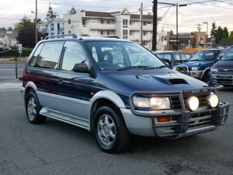 1995 Mitsubishi RVR 4x4 for sale at JDM Car & Motorcycle LLC in Seattle WA