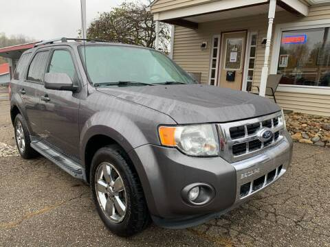 2011 Ford Escape for sale at G & G Auto Sales in Steubenville OH