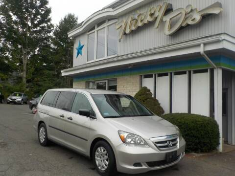 2006 Honda Odyssey for sale at Nicky D's in Easthampton MA