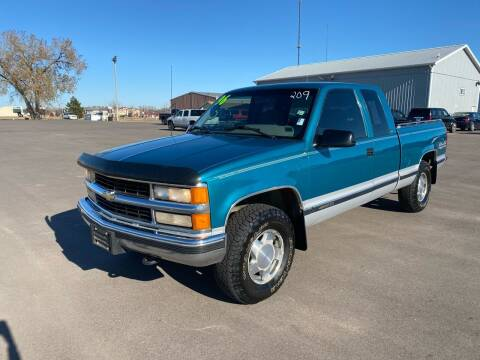 1996 Chevrolet C/K 1500 Series for sale at De Anda Auto Sales in South Sioux City NE