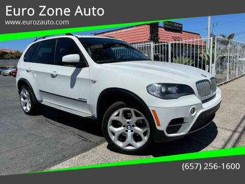 2011 BMW X5 for sale at Euro Zone Auto in Stanton CA