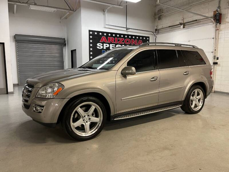 2008 Mercedes-Benz GL-Class for sale at Arizona Specialty Motors in Tempe AZ