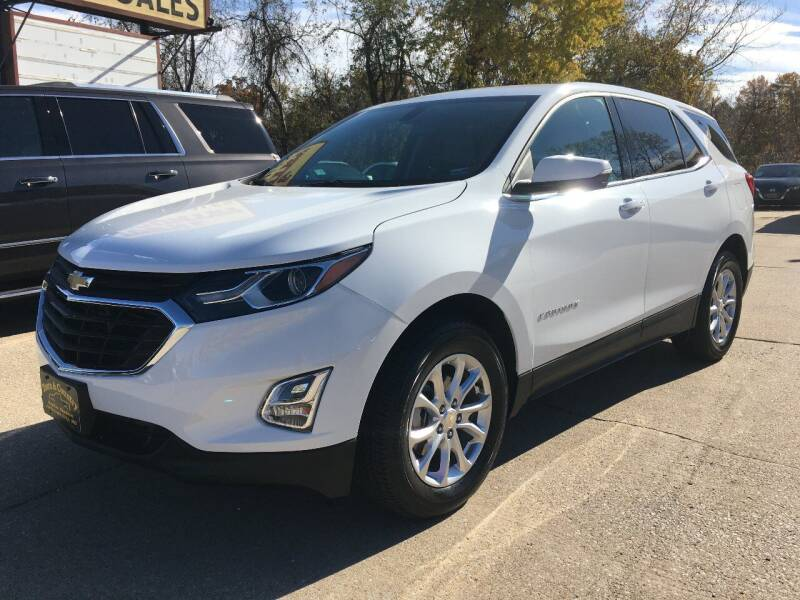 2018 Chevrolet Equinox for sale at Town and Country Auto Sales in Jefferson City MO