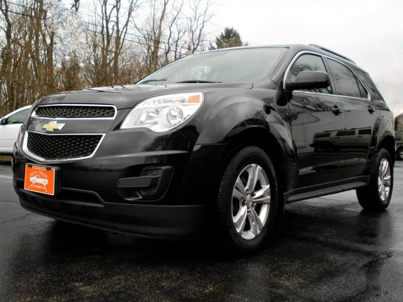 2012 Chevrolet Equinox for sale at Auto Brite Auto Sales in Perry OH