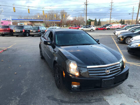 2005 Cadillac CTS for sale at Drive Max Auto Sales in Warren MI