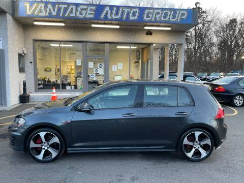2015 Volkswagen Golf GTI for sale at Vantage Auto Group in Brick NJ