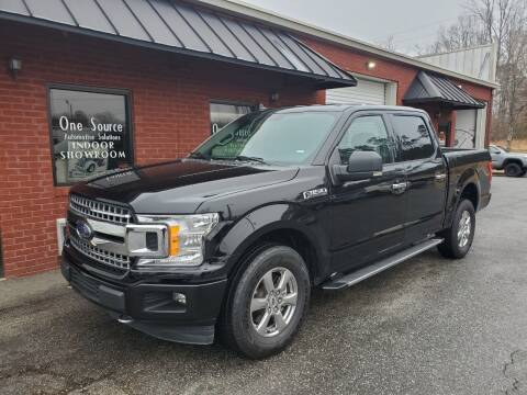 2020 Ford F-150 for sale at One Source Automotive Solutions in Braselton GA
