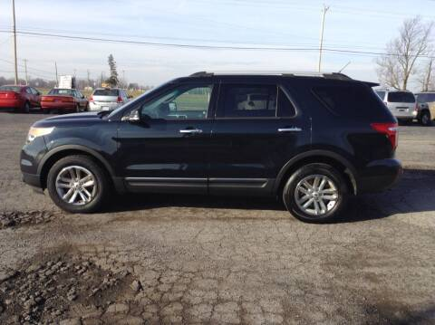 2014 Ford Explorer for sale at Kevin's Motor Sales in Montpelier OH