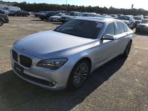 2011 BMW 7 Series for sale at DC Motorcars in Springfield VA