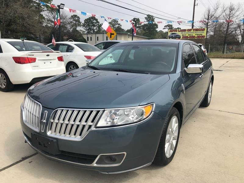 2011 Lincoln MKZ for sale at Auto Land Of Texas in Cypress TX