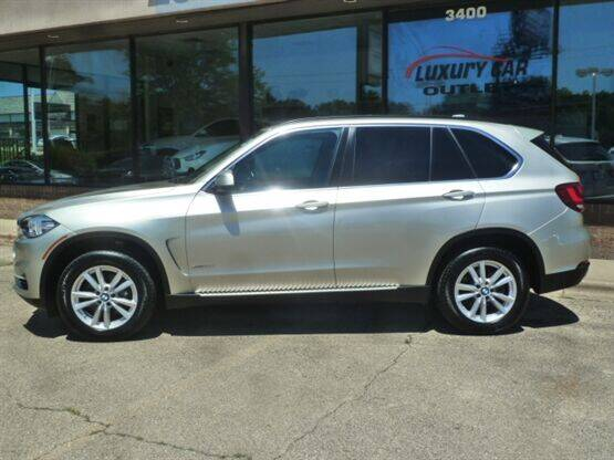 2015 BMW X5 for sale at Luxury Car Outlet in West Chicago IL