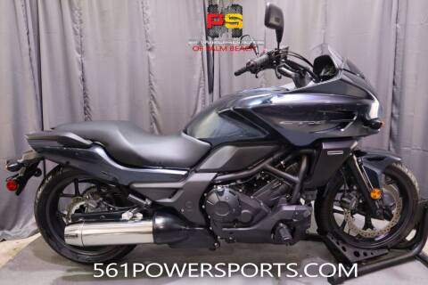 2015 Honda CTX®700 for sale at Powersports of Palm Beach in Hollywood FL