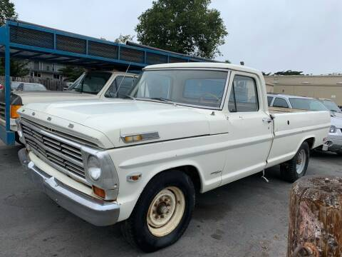 1968 Ford F-250 for sale at Dodi Auto Sales in Monterey CA