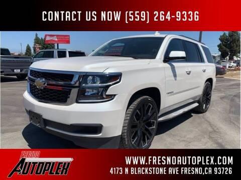 2015 Chevrolet Tahoe for sale at Carros Usados Fresno in Fresno CA
