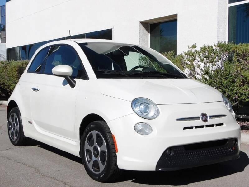 2013 FIAT 500e for sale at Auction Motors in Las Vegas NV
