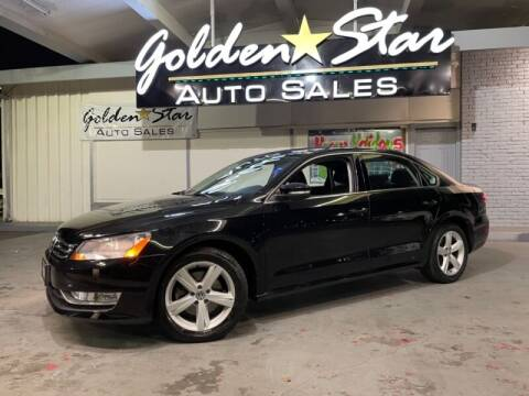 2012 Volkswagen Passat for sale at Golden Star Auto Sales in Sacramento CA