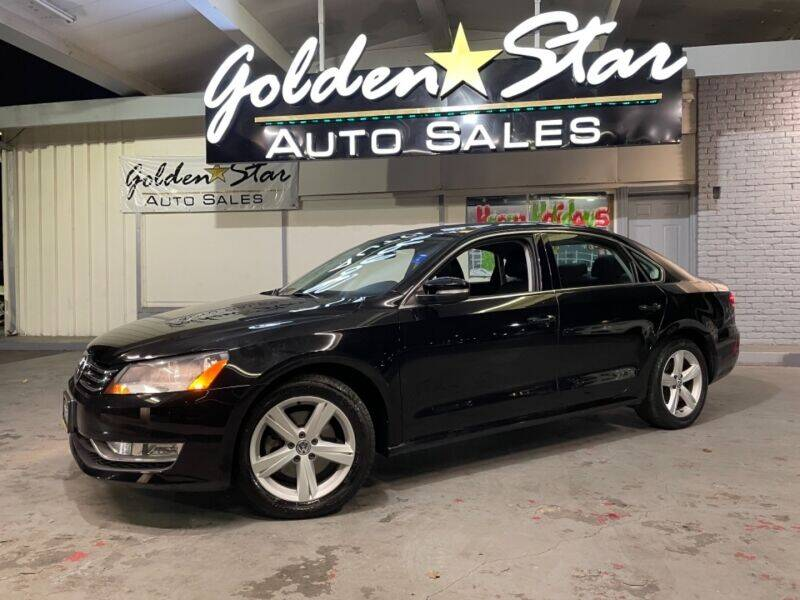 2012 Volkswagen Passat for sale at Golden Star Auto Sales in Sacramento CA