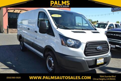 2015 Ford Transit Cargo for sale at Palms Auto Sales in Citrus Heights CA