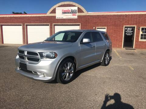 2011 Dodge Durango for sale at Family Auto Finance OKC LLC in Oklahoma City OK