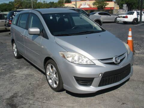 2008 Mazda MAZDA5 for sale at Priceline Automotive in Tampa FL