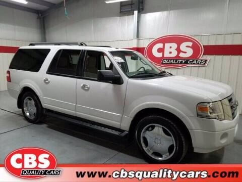 2011 Ford Expedition EL for sale at CBS Quality Cars in Durham NC
