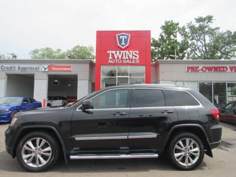 2013 Jeep Grand Cherokee for sale at Twins Auto Sales Inc in Detroit MI