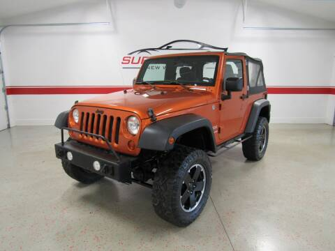 2011 Jeep Wrangler for sale at Superior Auto Sales in New Windsor NY