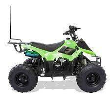 2021 OFFROAD MALL 0842 110cc Youth ATV for sale at A C Auto Sales in Elkton MD