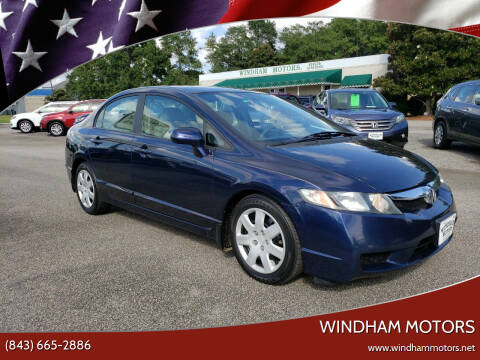 2010 Honda Civic for sale at Windham Motors in Florence SC