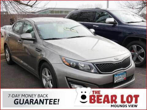 2015 Kia Optima for sale at Rydell Auto Outlet in Mounds View MN